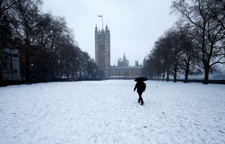 אז איך היה בסופת השלג? חמישה ימים בלונדון הלבנה